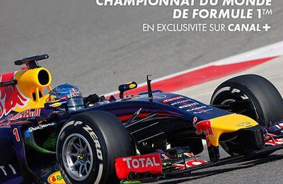 La Formule 1 reste sur Canal Plus jusqu'en 2024