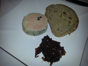 Foie gras - Thermomix - AACOOK