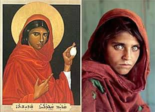 The reincarnation of Mary Magdalene?