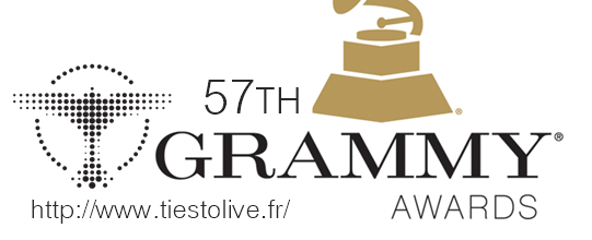 Tiesto nominated for the 57th Grammy Awards