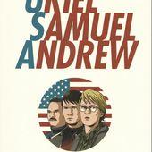 Uriel - Samuel - Andrew. Will ARGUNAS - 2013 (BD) - VIVRELIVRE