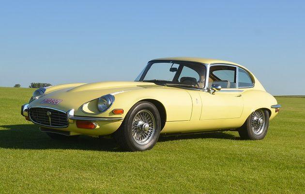 Jaguar E Type, itinéraire d'un rêve...