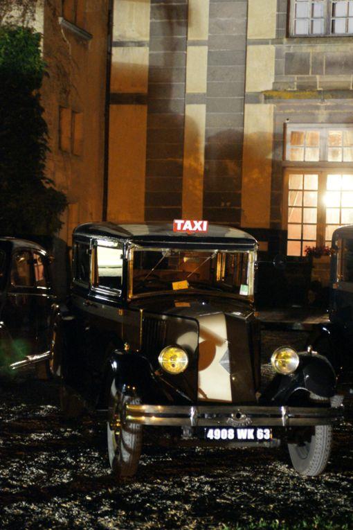 Soirée spectacle et cinéma en plein air sur le thème de Coco Chanel et son époque dans le cadre prestigieux du Château d'Effiat.
