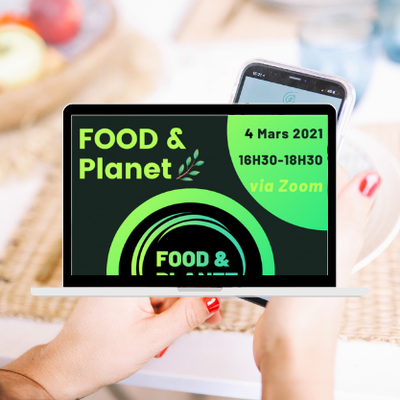 "Make Me Healthy rejoint le think tank ""Food & Planet"""