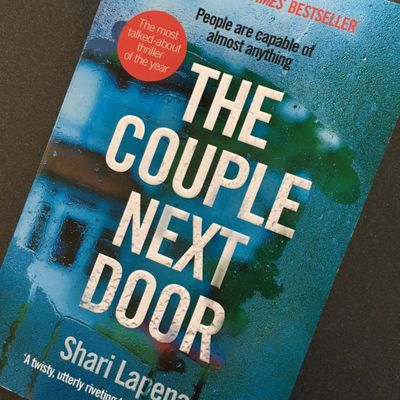 """The couple next door"" - Shari Lapena"