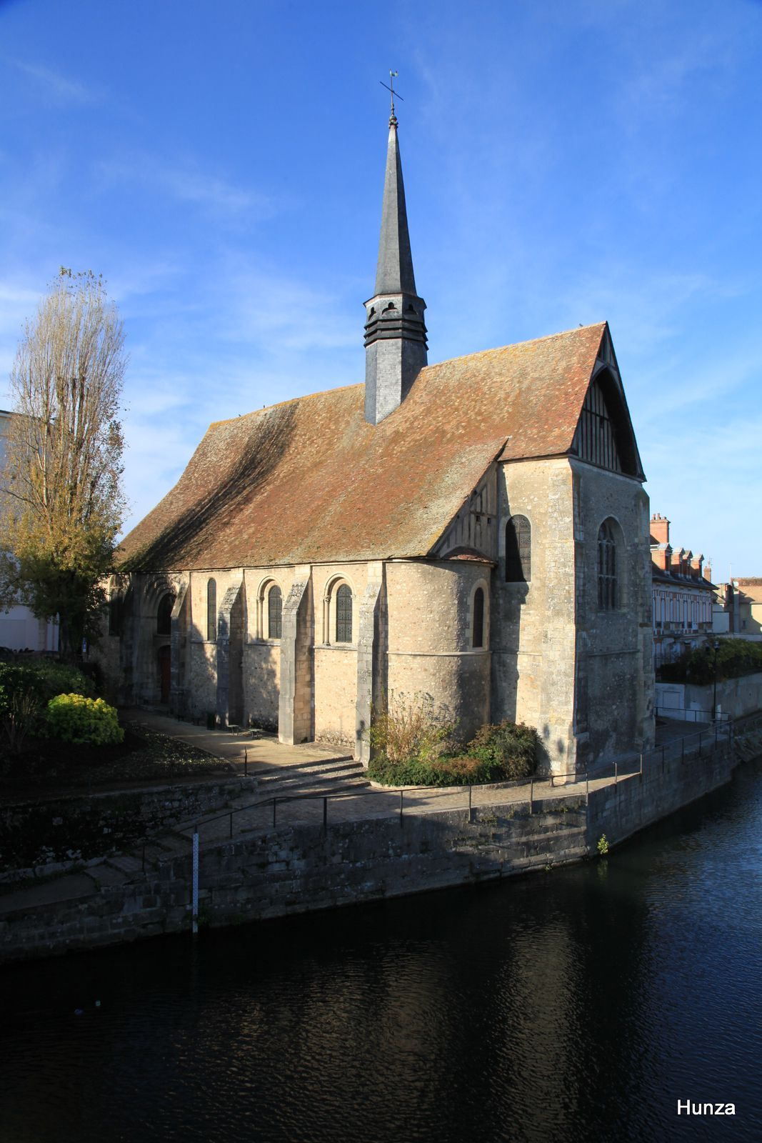 Sens, église Saint-Maurice