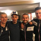 Cyclisme - Dans les coulisses du titre mondial de Julian Alaphilippe avec trois Limousins