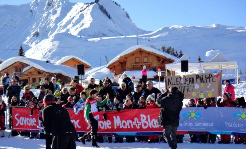 Quelques images en direct de la 8ème Grande Odyssée Savoie Mont Blanc !