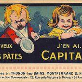 Les Pâtes Capitan à Montferrand - L'Auvergne Vue par Papou Poustache