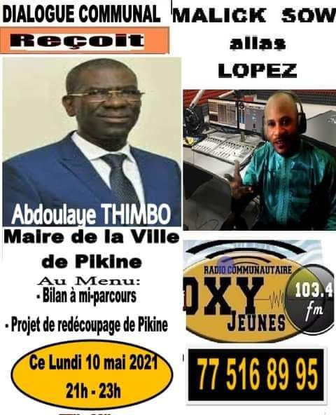 UNTED AS ONE POUR DECOLLER PIKINE  !! STRONGER TOGETHER  !! PIKINE PAR LES PIKINOIS  !!!