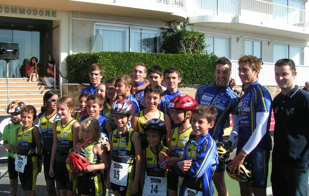 "Triathlon ""La Baule 2009 Résultats"""