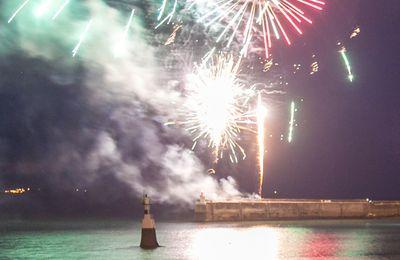 14 juillet - projet 10/10 spéciale feu d'artifice à Quiberon,