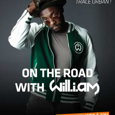 "Embarquez ""On the road with will.i.am"" cette semaine sur Trace Urban"
