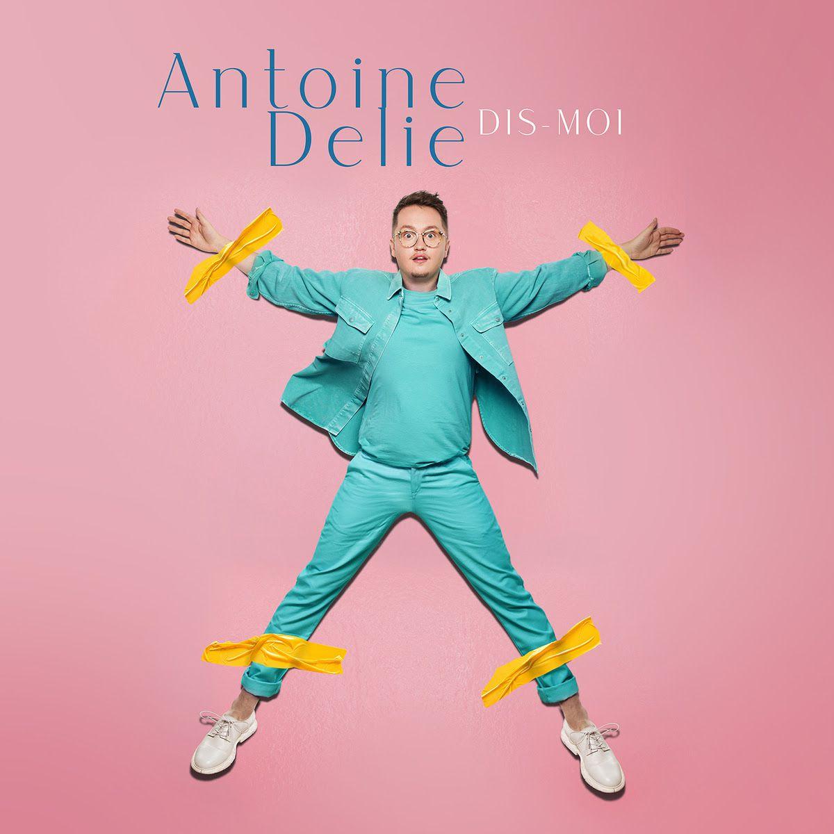 Coup de cœur pour le premier titre d'Antoine Delie !