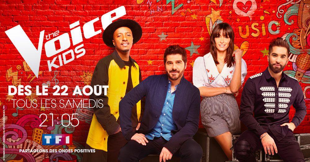 """Une demi-finale exceptionnelle dans """"The Voice Kids 2020"""" ce soir sur TF1"""