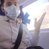 Testé positif au coronavirus, il se retrouve bloqué à plus de 1000 km de Paris. Témoignage. 1/6 - Ça n'empêche pas Nicolas