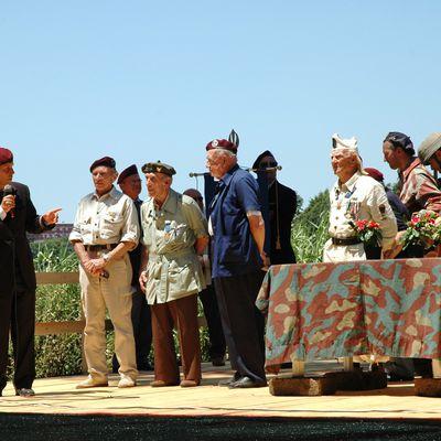 Parte V - Ardea domenica 14: i veterani sul palco