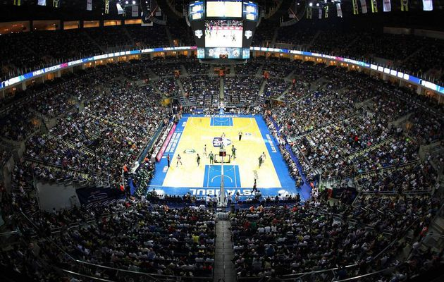Le Final Four 2017 de l'Euroleague aura lieu au Ulker Sports Arena (Istanbul)