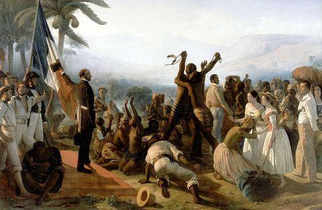 Activité # 4ème La traite négrière