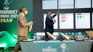 AfroBasket 2021 : le tirage au sort a rendu son verdict