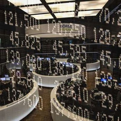 Solid Berjangka | Bursa Eropa Naik Tipis