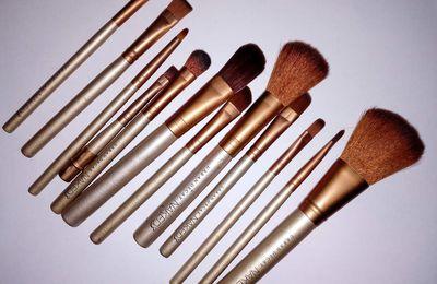Mes 5 pinceaux makeup indispensables
