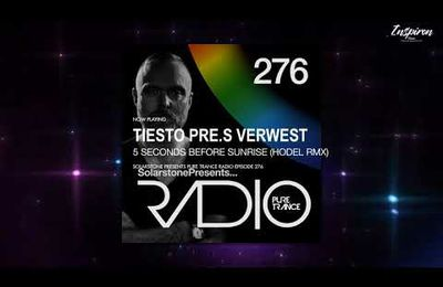 Tiësto pres. Verwest - 5 Seconds Before Sunrise (Hodel Remix)