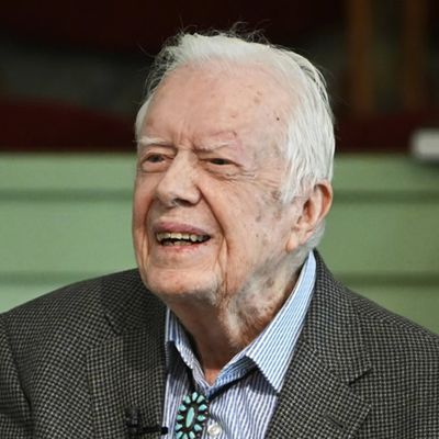 Substitute-teaching Sunday school for Jimmy Carter? No pressure