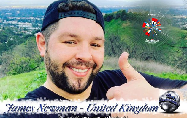 "United Kingdom 2020 - James Newman ""My Last Breath"""