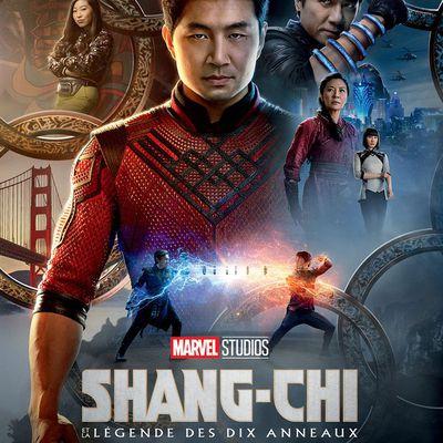 SHANG-CHI ET LA LEGENDE DES 10 ANNEAUX