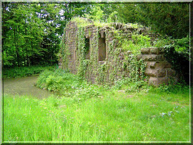 Diaporama château Altkeller - Ottrott