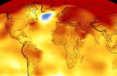 Pas de doutes : la Terre se réchauffe. Et ce n'est pas parce que chez soi cela ne se voit pas que cela n'arrive pas!