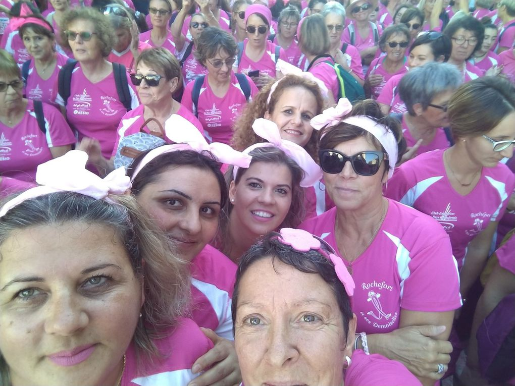 COURSE OCTOBRE ROSE
