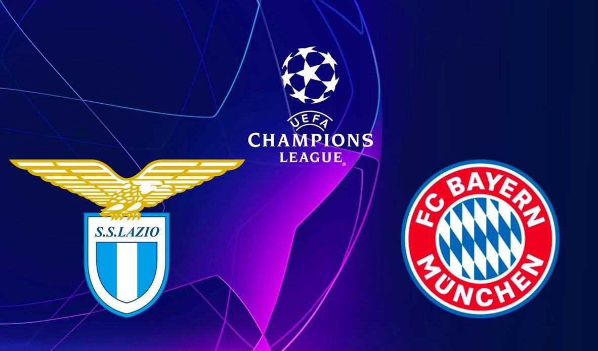 Lazio Rome / Bayern Munich : Sur quelle chaîne suivre la rencontre ce mardi en Champions League ?