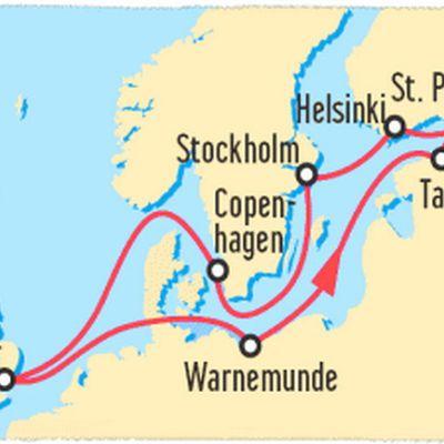 Juillet 2007 - Croisière Baltique