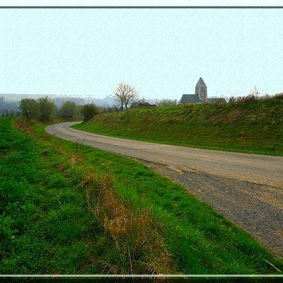 Eglise fortifiée de CHAOURSE