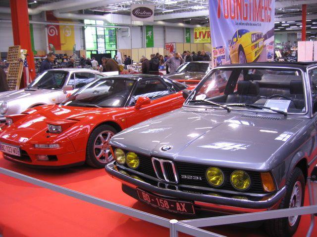 AUTOMEDON-2012 Exposition voiture et motos anciennes Le Bourget