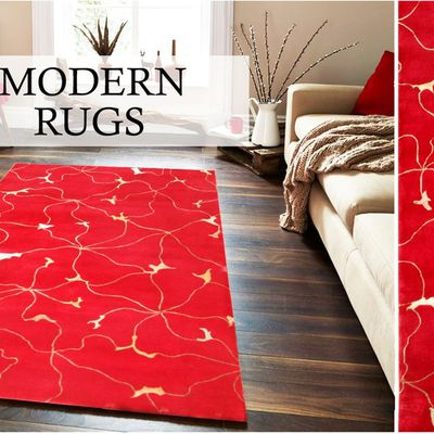 Modern Rugs: Give Your Room An Attractive Look!