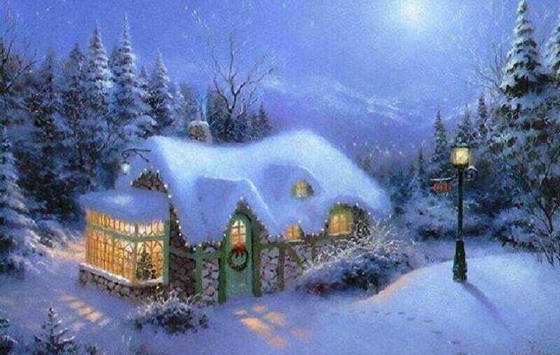 Féerie de Noël...