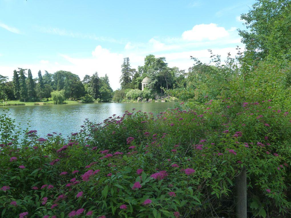 Marche Nordique au Bois de Vincennes, 4,8 km.