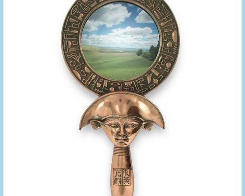 Miroir: Symbole de Vie, de Lumière