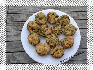 Cake fèves, petits pois et haricots verts (Végétalien) au thermomix ou sans