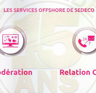 Services offshore : pourquoi choisir SEDECO ?