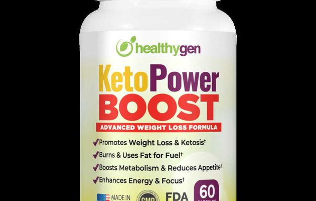 Keto Power Boost | Fast Weigth Loss Results original 2019