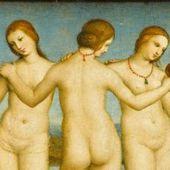 """d'Art d'Art """" Les Trois Grâces """", de Raphaël"""