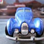 TALBOT LAGO 1939 HOT WHEELS 1/64 - car-collector.net