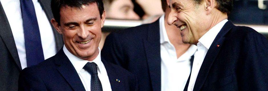 Nicolas Sarkozy promet des postes-clés aux chasseurs en cas de victoire électorale