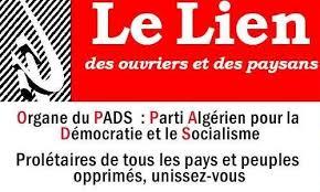 DECLARATION DU PARTI ALGERIEN POUR LA DEMOCRATIE ET LE SOCIALISME
