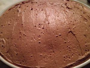 cheesecake façon tiramisu ferrero rocher