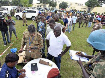 Centrafrique à l'image de la Côte d'Ivoire : le désarmement, la démobilisation et la réintégration des ex-combattants en bonne voie